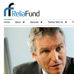 ReliaFund Website
